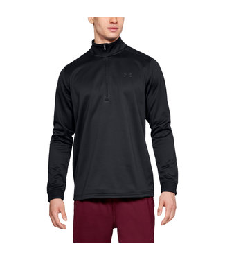 Under Armour ARMOR FLEECE 1/2 ZIP-Black