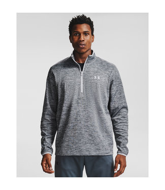 Under Armour UA Armor Fleece 1/2 ZIP-Halo Gray