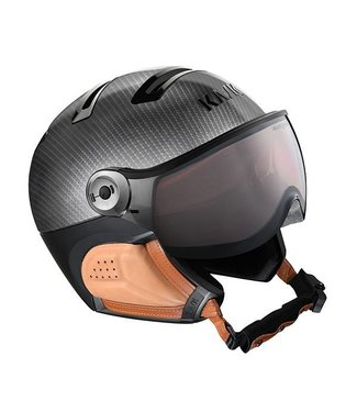 Kask Elite Carbon Brown VP
