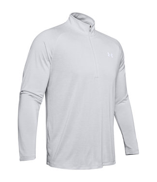 Under Armour Tech 2.0 1/2 Zip-Halo Gray