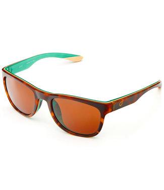 Briko Gafas de Sol Norte Color HD Sh Havana Trq
