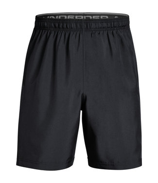 Under Armour Woven Graphic Short - Black