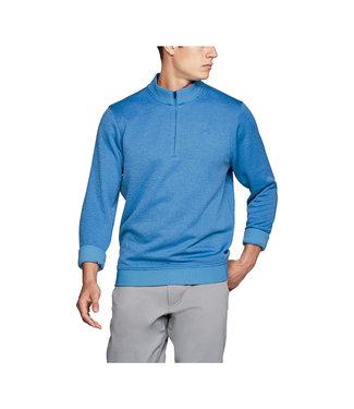 Under Armour Herensweater UA Storm Fleece ¼ Zip - Mediterraan Blauw