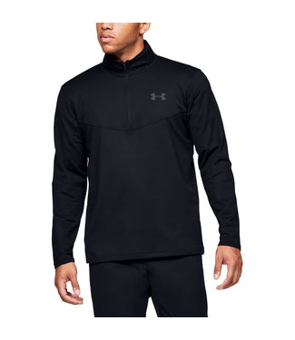 Under Armour Storm Midlayer 1/2 Zip-Black / Black / Pitch Gray
