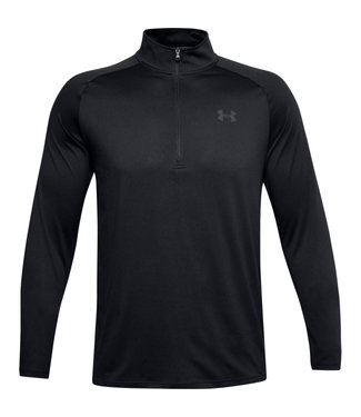 Under Armour UA Tech 2.0 1/2 Zip - Black