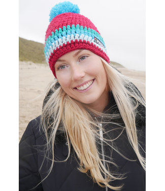 Poederbaas Bonnet de ski - Bonnet au crochet - SchrotterAlm