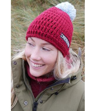 Poederbaas Bonnet de ski - Bonnet au crochet - Kringsalm