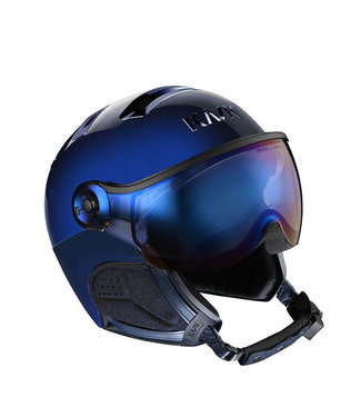 Kask Chrome Visor Blue