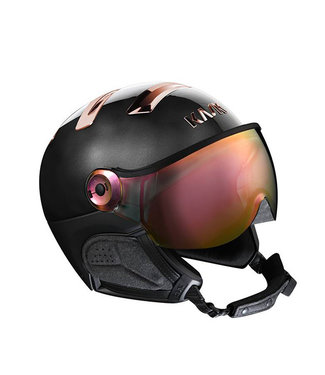 Kask Chrome Visor Black / Rose Gold