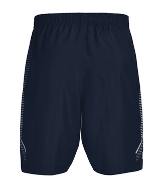 Under Armour UA Woven Graphic Shorts-Academy/Blauw