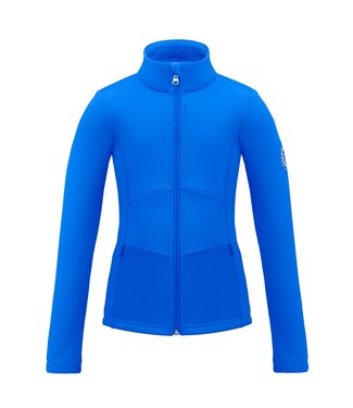 Poivre Blanc chaqueta de forro polar elástico True blue - Niñas