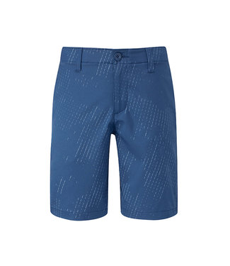 Under Armour Pantalón corto con estampado Match Play - Azul petróleo