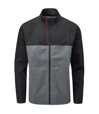 Under Armour Elements Rain Jacket-Black / Pitch Gray