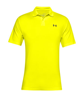 Under Armour Performance Polo 2.0-Yellow Ray