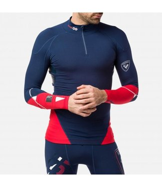 Rossignol INFINI COMPRESSION RACE TOP BLAUW