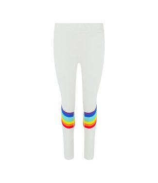 OOSC Leggings para mujer Rainbow Road