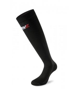 Lenz Sock Skiing 4.0 - Zwart