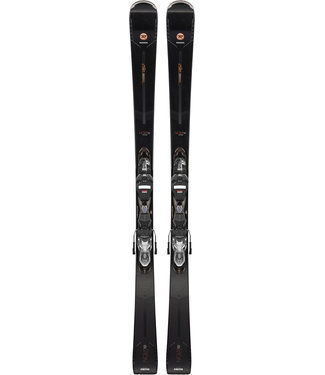 Rossignol NOVA 10 TI RAILF01 XPRESS W 11 GW B83 BLACK SPARKLE FCID022