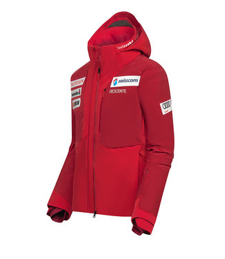 Descente S.I.O. INSULATED JACKET SWISS NATIONAL TEAM REPLICA