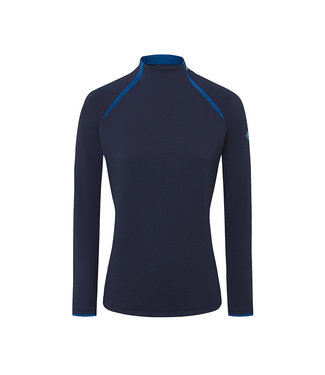 Descente CANDACE T-NECK BLUE