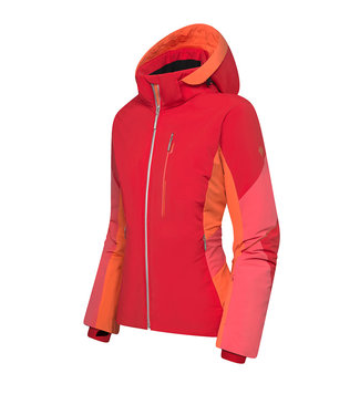 Descente SKYLAR JACKET SPORTY ELECTRIC RED