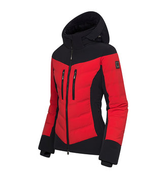 Descente CHLOE DOWN COAT RED