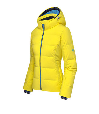 Descente SERAPHINA DOWN JACKET - YELLOW