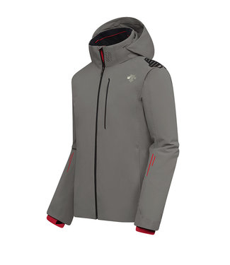 Descente BRECK INSULATED JACKET STONE GREY