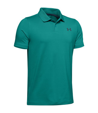 Under Armour Performance Polo 2.0-Teal Rush / Teal Rush / Wire