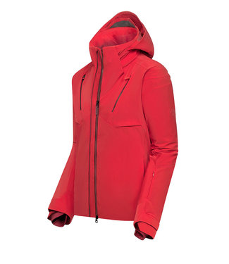 Descente SIO INSULATED JACKET RED