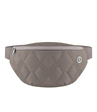 Poivre Blanc WAIST BAG SOBA BROWN