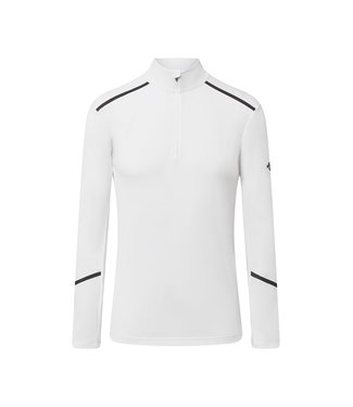 Descente RALPH T-NECK WHITE
