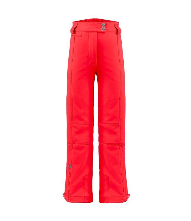 Poivre Blanc STRETCH SKI PANTS SCARLET RED