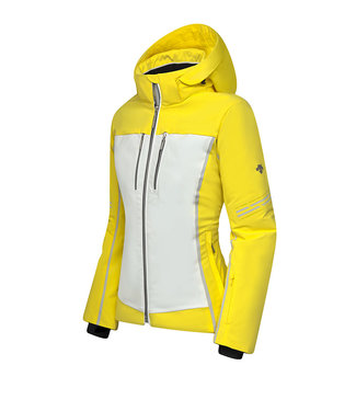 Descente EVANGELINE SKIJACKET YELLOW