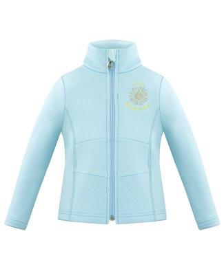 Poivre Blanc SOFTSHELL FLEECE DREAM BLUE - BABY / GIRLS