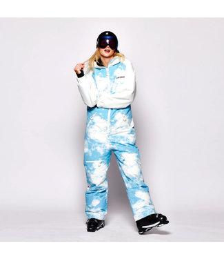 Oneskee Original Pro suit Clouds - Dames