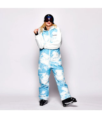 Oneskee Original Pro suit Clouds - Ladies