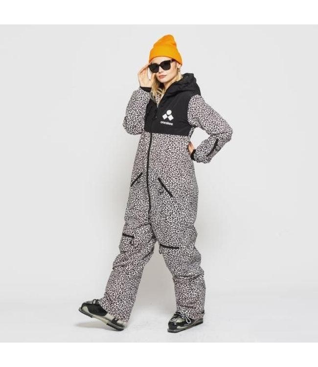Oneskee Original Pro suit Leopard - Dames
