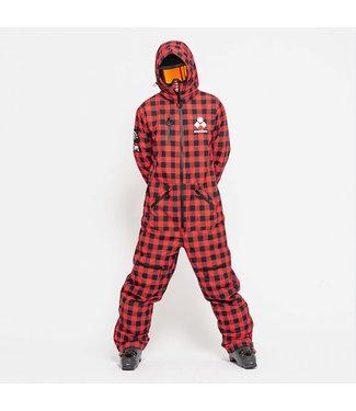 Oneskee Original Pro Anzug Red Plaid - Herren