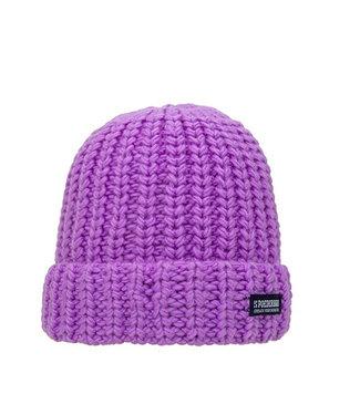 Poederbaas Park Series rough - Lila purple hat