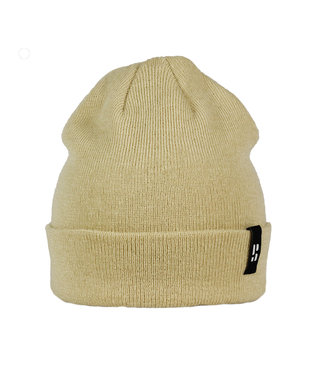 Poederbaas Natural Basic Hut - beige