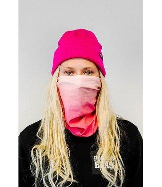 Poederbaas Halswärmer - pink