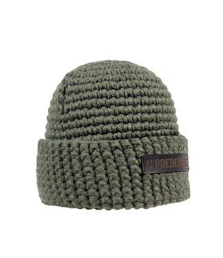 Poederbaas Winter sports hat - green