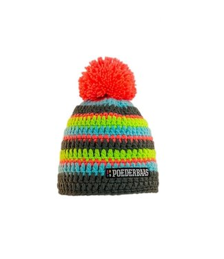Poederbaas Colorful hat from Poederbaas