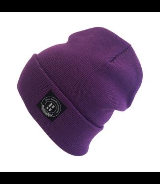 Poederbaas Urban hat - purple