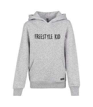 Poederbaas Freestyle hoodie for kids from Poederbaas