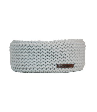 Poederbaas Light gray headband