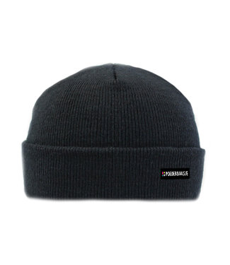 Poederbaas Royal Dark Kids beanie
