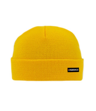 Poederbaas Golden kids beanie