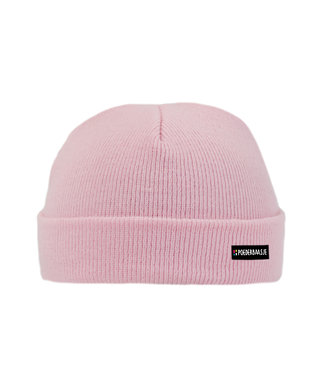Poederbaas Misty rose kids beanie